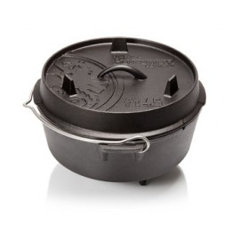 Petromax cast iron pot 3 ft