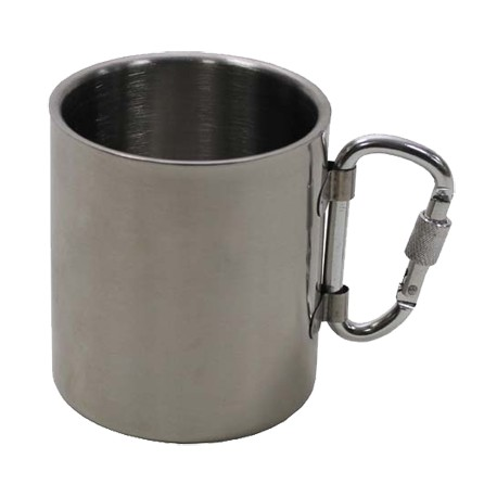 Fox outdoor - Cup with carabiner