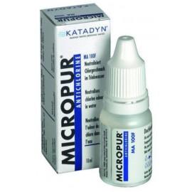 Micropur antichlorin - Tar bort klorsmak ifrån vatten
