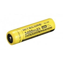 NiteCore 18650 Li-Ion batteri