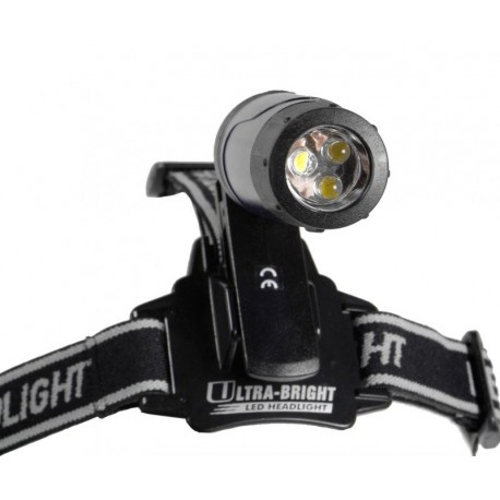 Relags LED-ficklampa Clip on