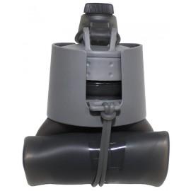 Fox outdoor - Silikonvattenflaska - hopfällbar