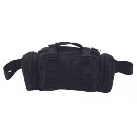 MFH Shoulder Bag, Black