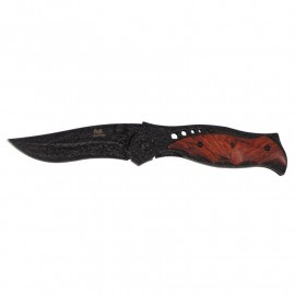 Fox outdoor - Black stone - Knife