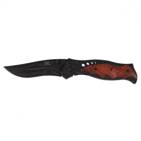 Fox outdoor - Black stone - Kniv