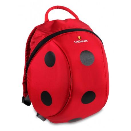 Littlelife Kids Daypack - Ladybird