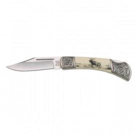 Fox outdoor - Jäger - Fällkniv med jaktmotiv