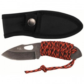 Fox outdoor - Red rope - Survival Knife