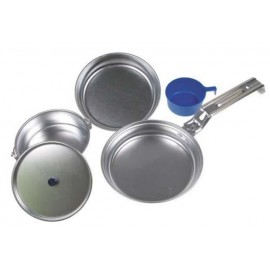 MFH - Kokkärls-set i aluminium