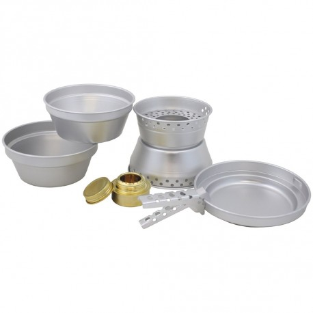 Fox outdoor - Cookware big set