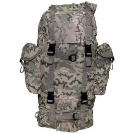 MFH Camo kamp - 65 liter - Hiking backpack