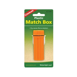 Coghlan's - Plastic match box