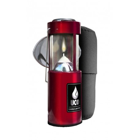UCO Candle lantern - Red