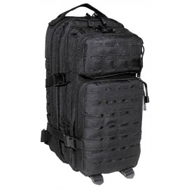 MFH Assault I - Black FG 30 liter
