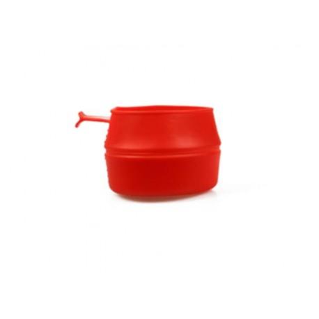 Wildo Kåsa vikbar - Röd