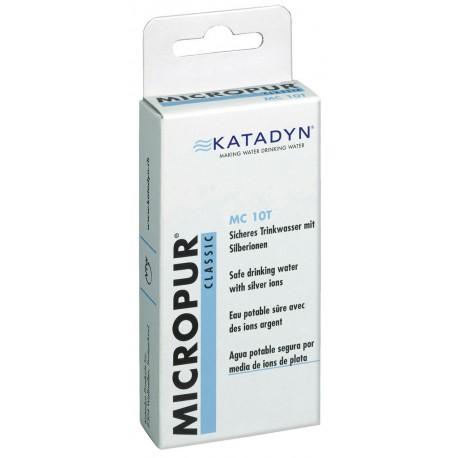 Katadyn Micropur Classic - 10T, 40 Tablet