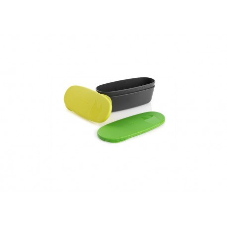 Lightmyfire Snapbox 2-pack Green/Lime