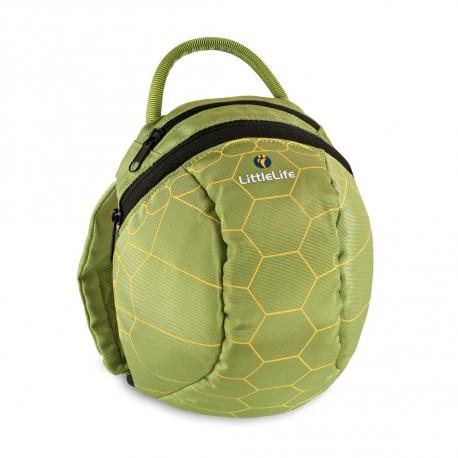 Littlelife - Ryggsäck Turtle  - Barnryggsäck i hög kvalitet 3+