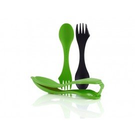 Light my fire Sporks n Case green/black
