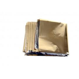 Relags aluminiumfilt - Överlevnadsfilt
