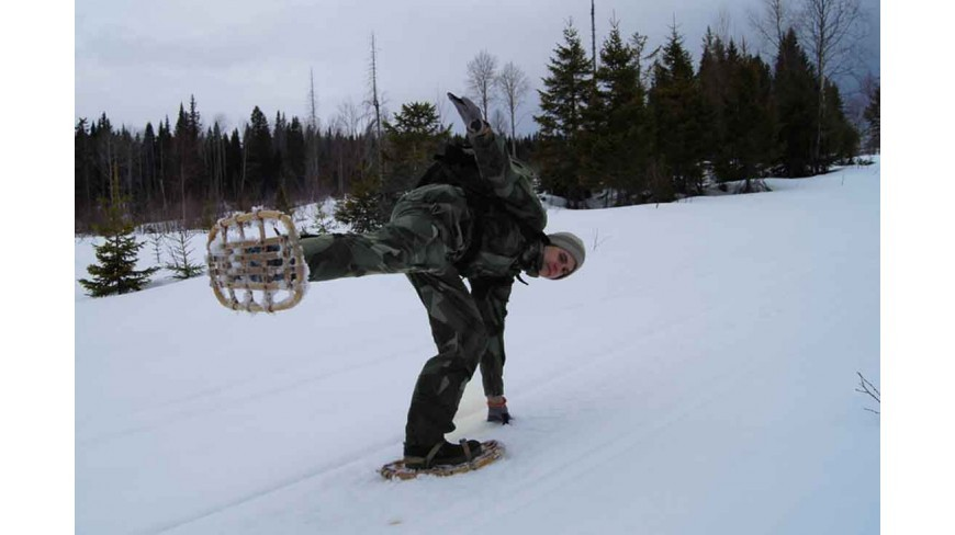 Snowshoe guide for beginners