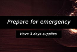 PREPARATION AND SURVIVAL-KIT. WHAT YOU NEED TO KNOW